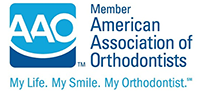 Member American Association of Orthodontists, Logo